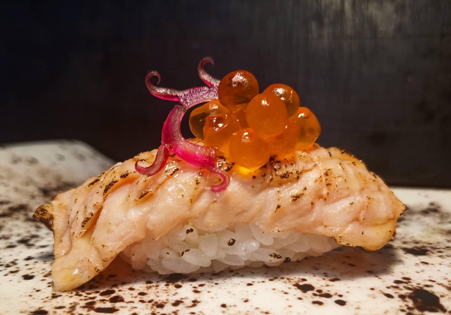 nigiri salmón leticia gastronomist